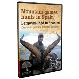 DVD Chasse des gibiers de montagne en Espagne