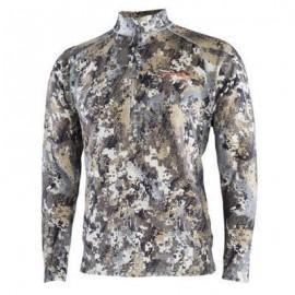T-Shirt  Merino heavyweight halp zip Elevated II
