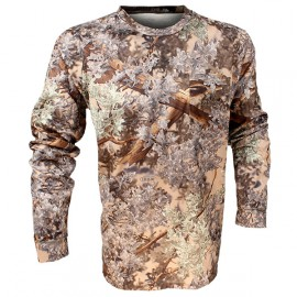 T-shirt King's Camo manches longues