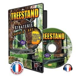 Treestand chasse à l'arc