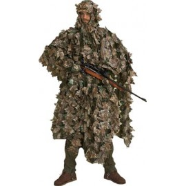 Leaf Camo Poncho Wood™