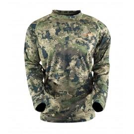T-Shirt Core Lightweight crew Optifade Ground Forest