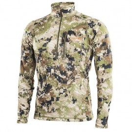 Sweat Core Midweight zip-T Optifade Subalpine