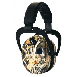 "Casque Pro Ears Stalker ""Gold"" Camo"