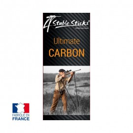 Cannes de Pirsch Ultimate carbon stick