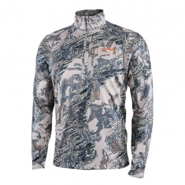 Sweat Core Midweight zip-T Optifade Open country