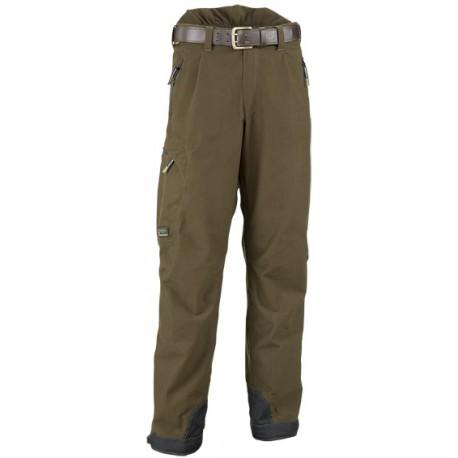 Pantalons Melvin green